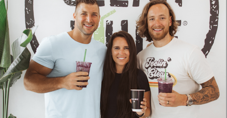 Tebow Landon and Kat - Clean Juice.png