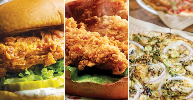 5 best-selling restaurant segments of 2018