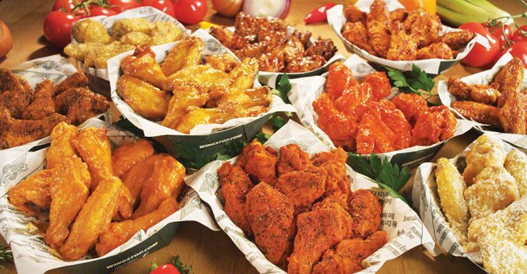 Fastest Growing Chains 2018 Wingstop Nations Restaurant News