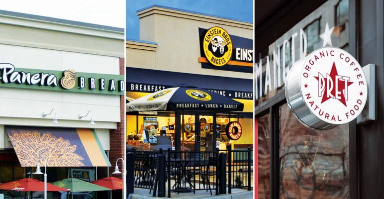 2018 Top 200: The top 8 bakery-cafe chains