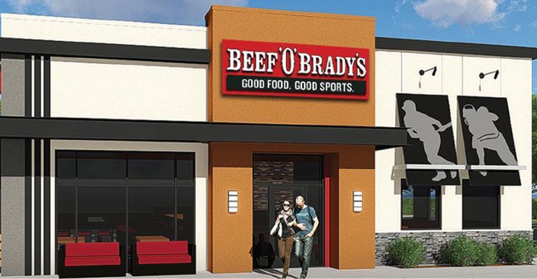 Capitalspring Takes Majority Stake In Beef O Brady S