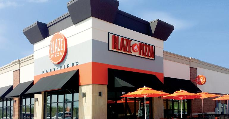 Blaze Pizza zeroes in on convenience