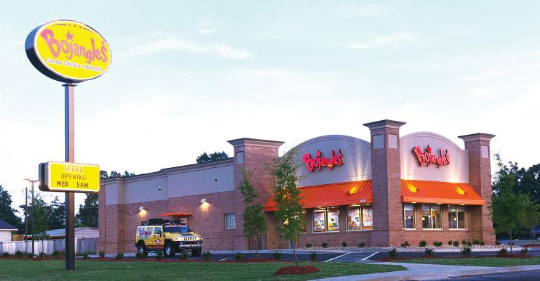 Bojangles sticks with barbell pricing as transactions fall