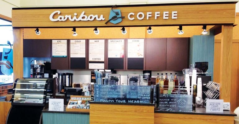Caribou Coffee promotes president to CEO