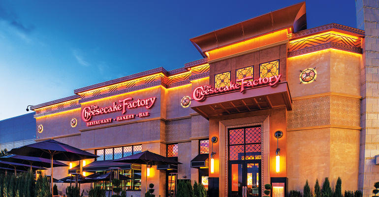 Cheesecake Factory's fast-casual spinoff set to open