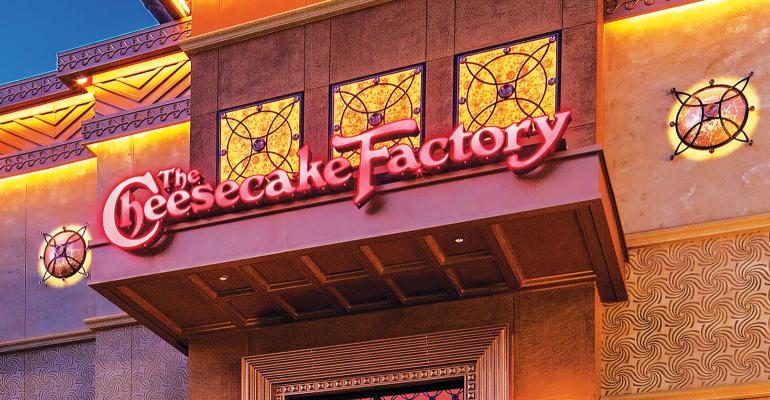 Cheesecake Factory weighs decision on North Italia buy