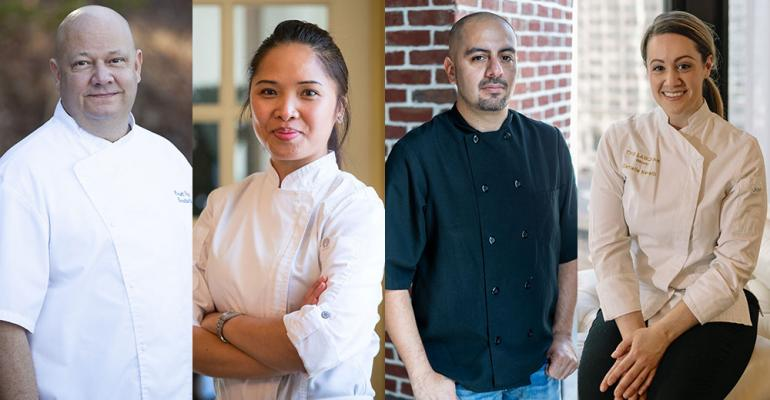 Chefs on the move: February 2019