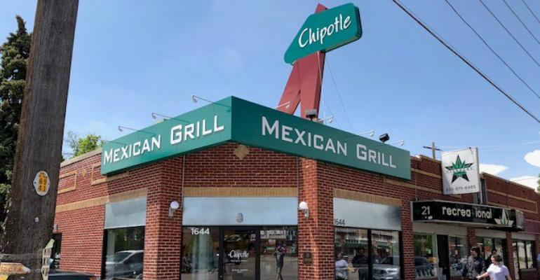 Chipotle sets timeline for Newport Beach move