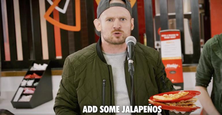cicis pizza buffet rap