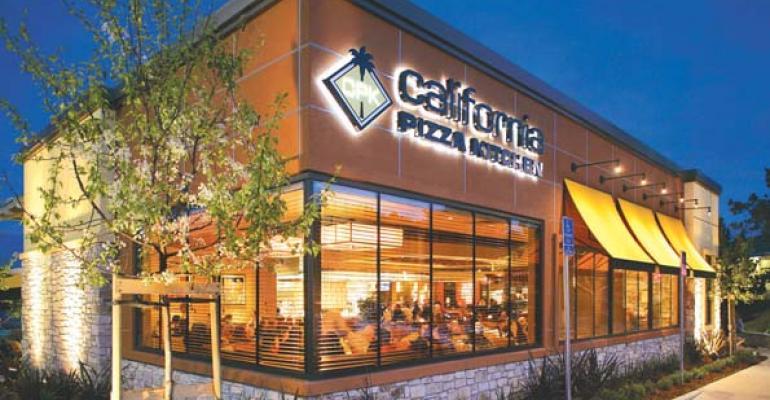California Pizza Kitchen Los Angeles Ca