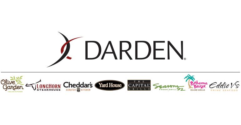Darden names Dave George as operations chief