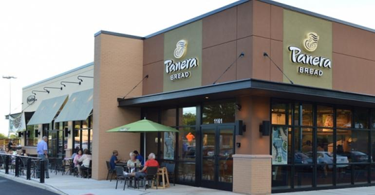 Panera expects delivery at 15% of units by year end