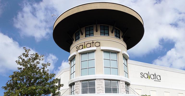 Former Schlotzsky's development chief moves to Salata Salad Kitchen