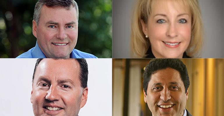 A look at the year's new foodservice presidents, CEOs
