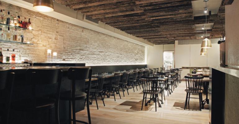 New York tables: Old favorites reborn