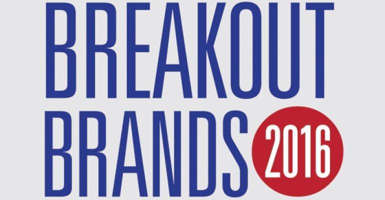 Meet the 2016 Breakout Brands