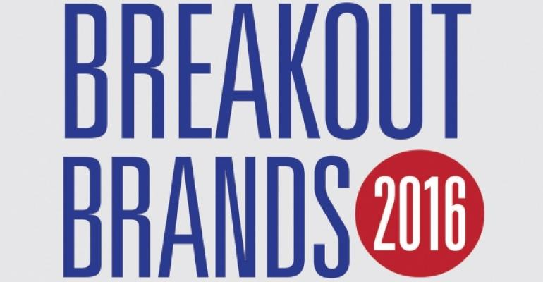 Meet the 2016 Breakout Brands