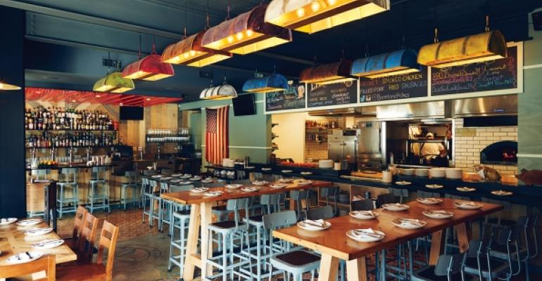 Los Angeles Tables: High-concept, low-brow
