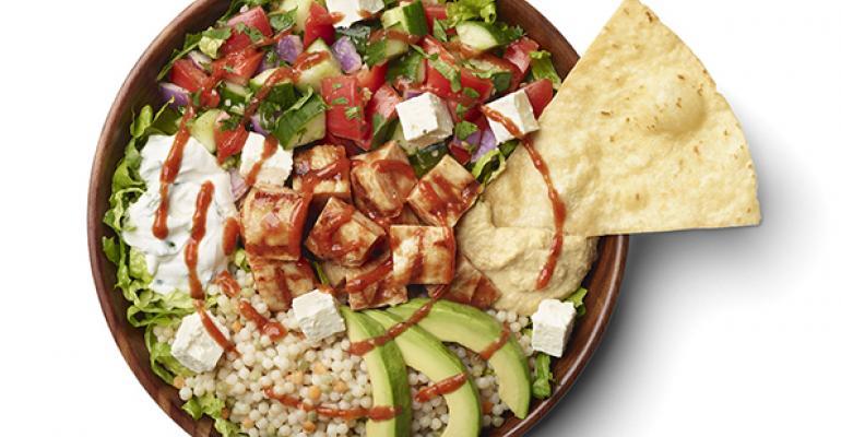 California Tortilla salad