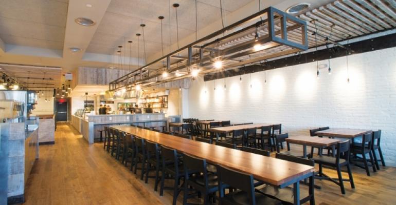 Cava Mezze Grill: 2015 Hot Concepts winner