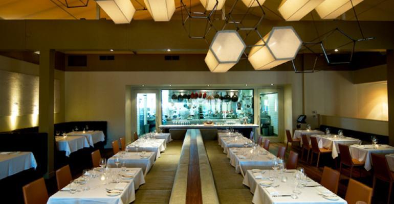 Los Angeles tables: Getting elemental