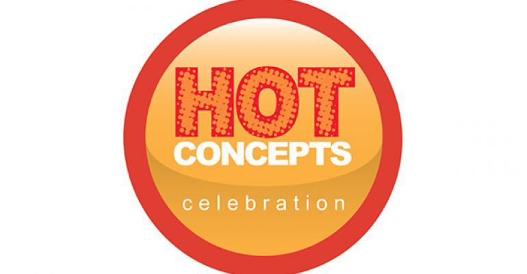 Meet the 2015 Hot Concepts award winners