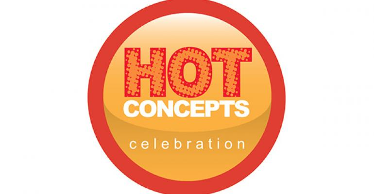 Meet the 2015 Hot Concepts award winners