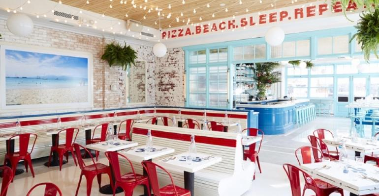 Pizza Beach New York