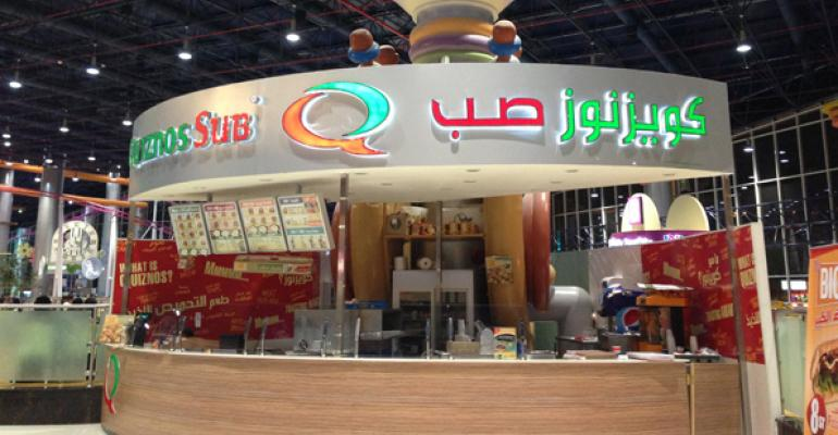 American restaurants expand in the Middle East