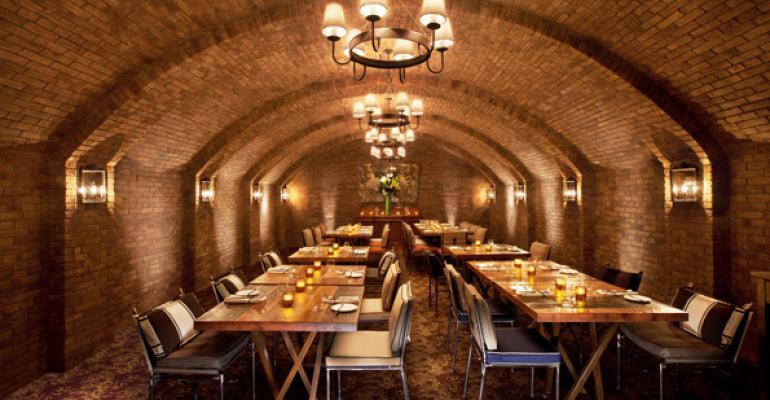 Los Angeles tables: Postmodern is back