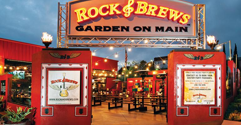 Breakout Brands 2015: Inside Rock & Brews