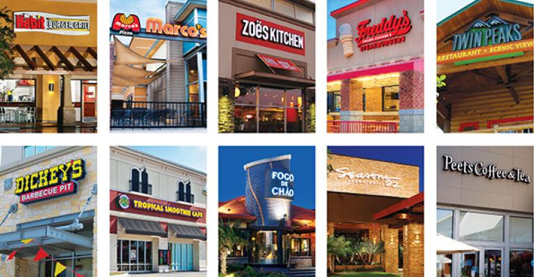 2015 Second 100: A look at the 10 fastest-growing chains
