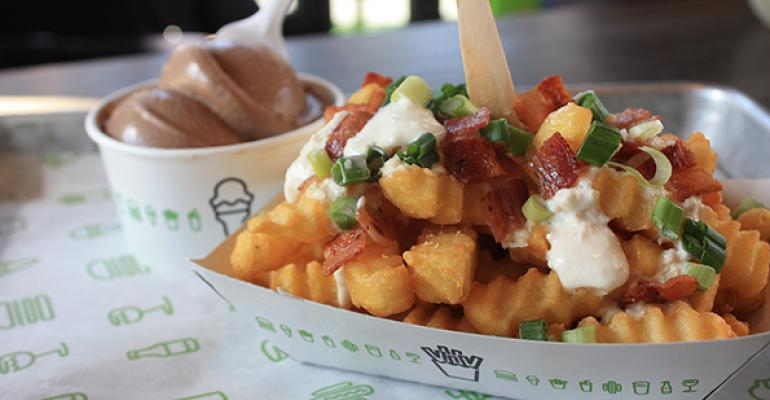 Restaurants load fries with indulgent toppings