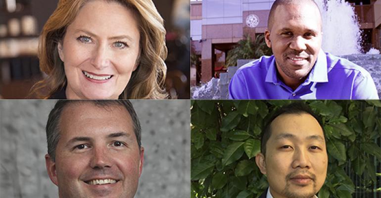 Restaurant technology executives