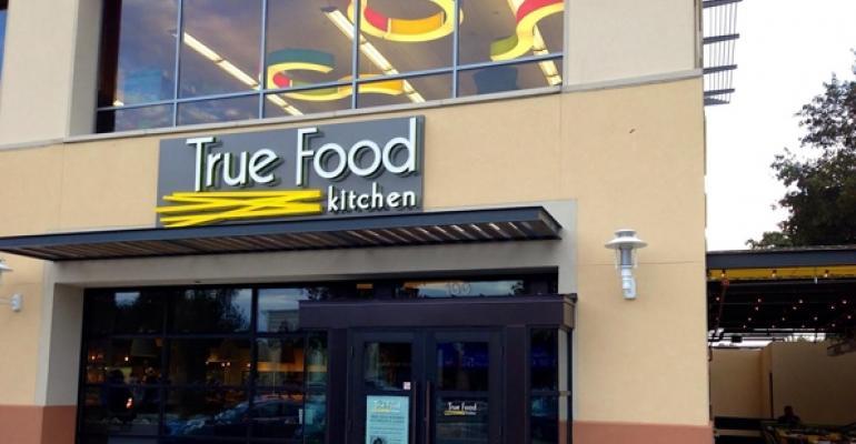 Inside True Food Kitchen's updated look