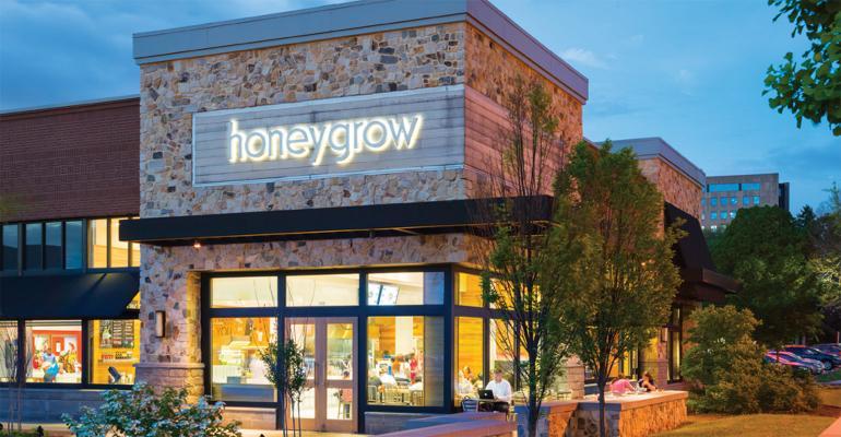 Honeygrow to close 5 locations, put growth on hold