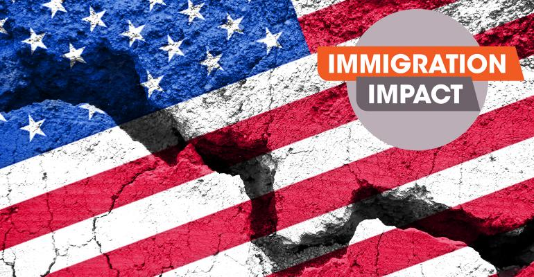 immigration divided