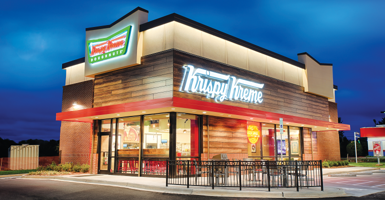 "JAB, which says it ""invests in leading brands and the people that run them,"" snatched up Krispy Kreme for $1.35 billion in 2016."
