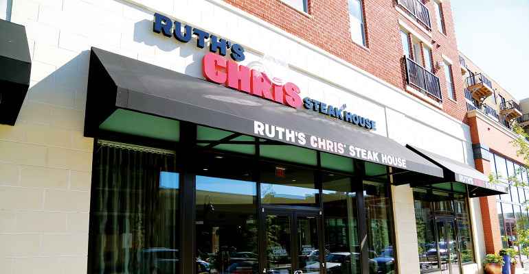Lower prime beef prices in 2018 gives Ruth's Chris a boost