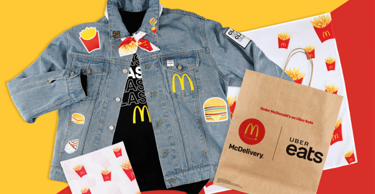 McDonald's debuts '90s-themed merchandise collection | Nation's