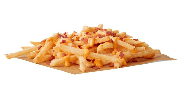 McDonald's teases with Cheesy Bacon Fries
