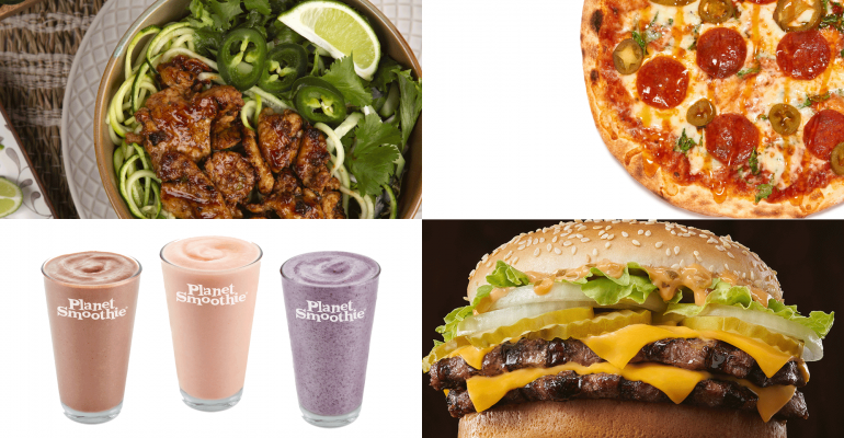 Menu Tracker: New items from Burger King, MOD Pizza, Planet Smoothie