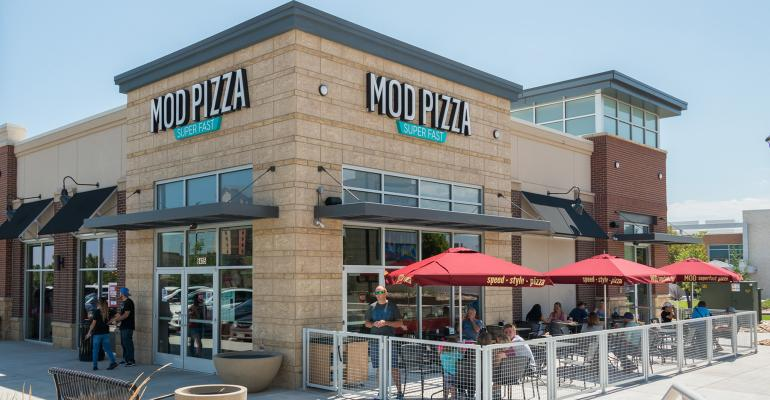 MOD Pizza raises $33M in equity funding and closes $40M credit facility