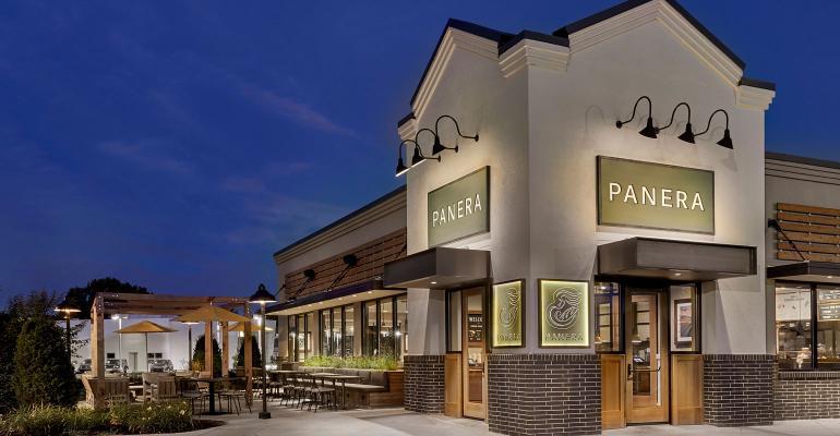 Panera Bread names two new executives
