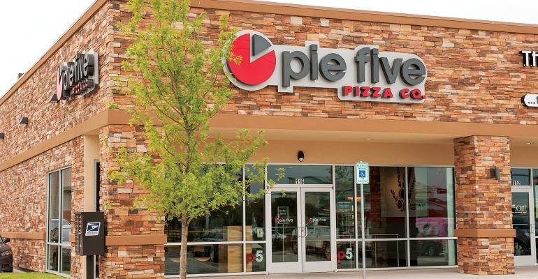 Pie Five exterior