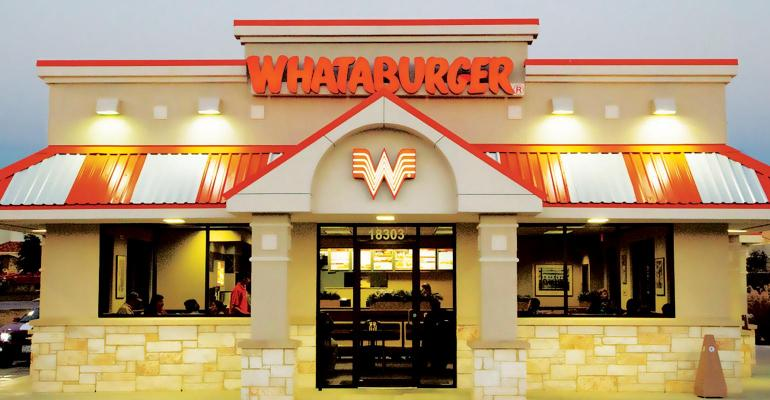 Whataburger Reportedly Open To Investment Nation S