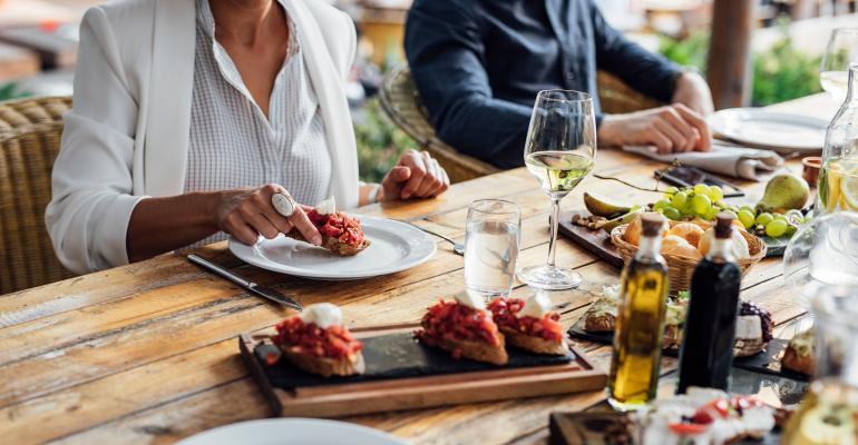 Restaurants see modest sales growth in July
