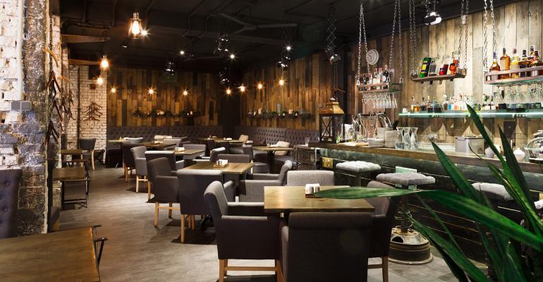 Restaurant sales rebound in March