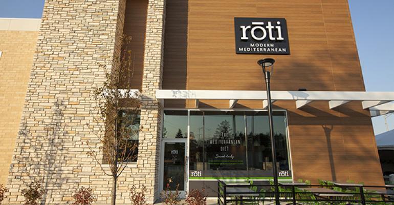 Rōti Modern Mediterranean storefront
