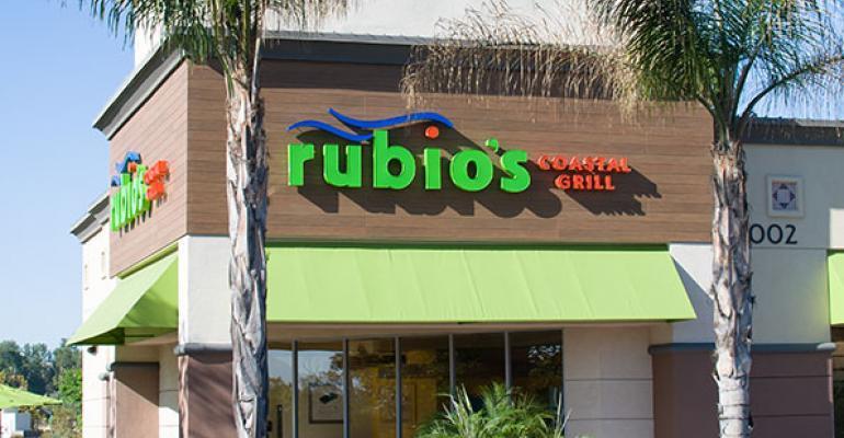 Rubio's Coastal Grill storefront
